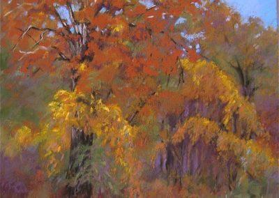 Autumn Arbor II